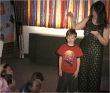 Children just love my FAIRIES AND FANTASY workshop.