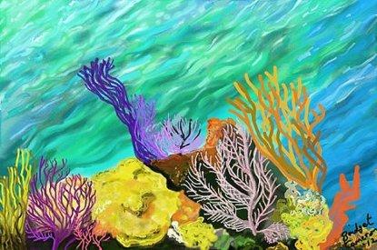 Garden of the Sea.