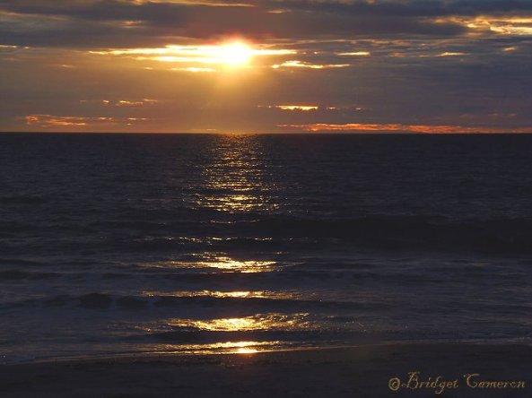 Glorious Semaphore Beach Sunset.