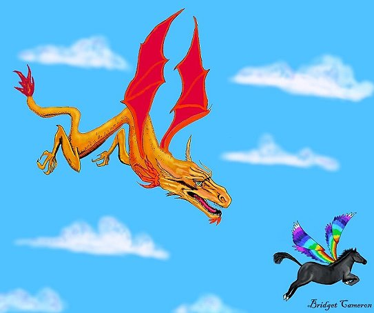dragon in Thunder revised