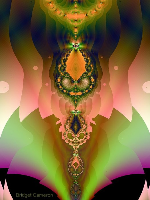CHAKRAS IN FEMALE BODY(LARGE) smaller for blog by Bridget Cameron