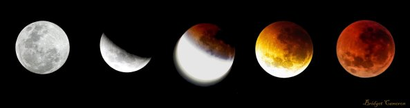eclipse to blood moon banner